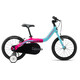 "ORBEA Grow 1 Childrens Bike 16"" pink/turquoise"